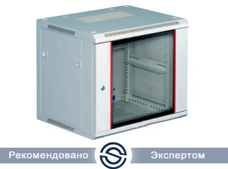 Шкаф телекоммуникационный Toten настенный 19