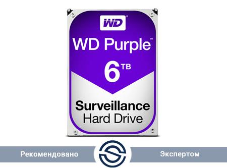 HDD WD WD60PURZ