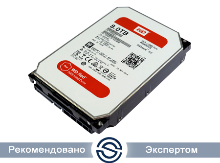 HDD WD WD80EFZX