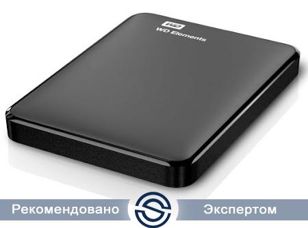 Внешний жесткий диск WD WDBMTM0010BBK-EEUE