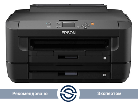 Принтер Epson WF-7110DTW A3 / USB+LAN / C11CC99302