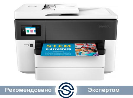 МФУ HP OfficeJet Pro 7730 / 1200x1200 / A3 / Printer+Scaner+Fax / USB+LAN / Y0S19A