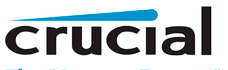 Логотип Crucial